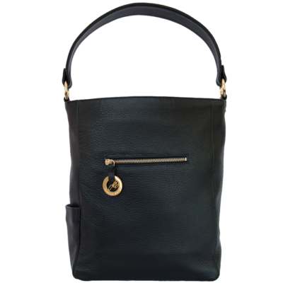 Black Diamanti Luxury Handbag