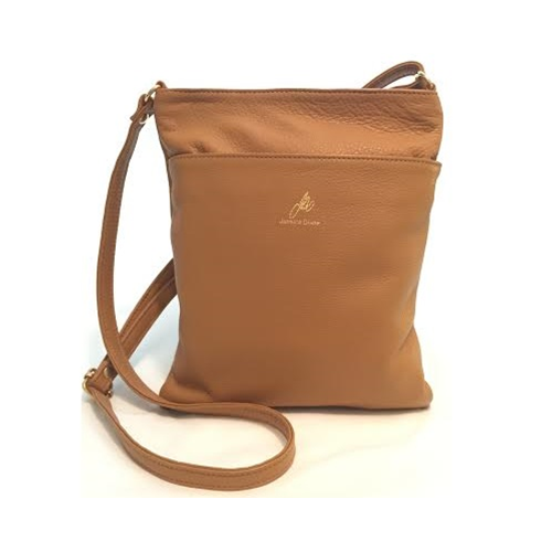 Caramel Everyday Crossbody Bag