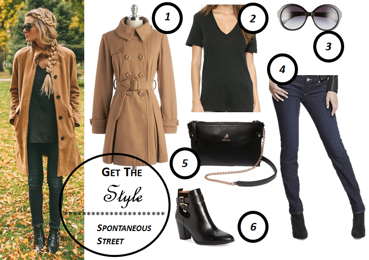 Get The Style: Spontaneous Street