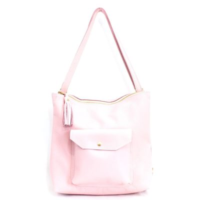 Jessica Diane Pink Project convertible backpack tote