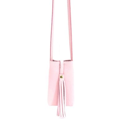 Jessica Diane Pink Project sling crossbody