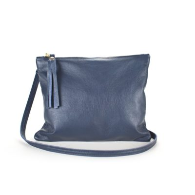 Navy Relaxed Crossbody